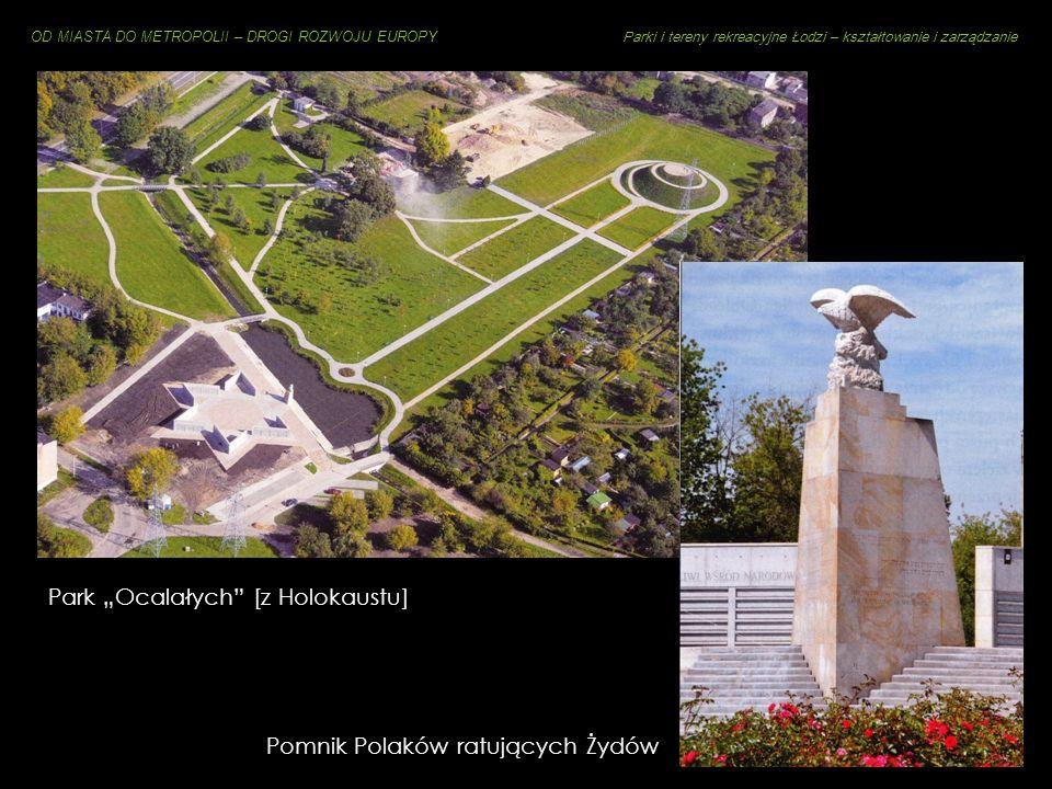 """Park """"Ocalałych [z Holokaustu]"""